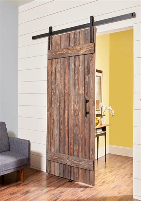 Diy-Build-A-Barn-Door