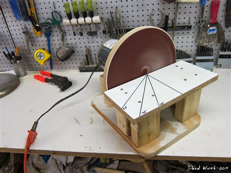 Diy-Build-Wooden-Disk-Sander