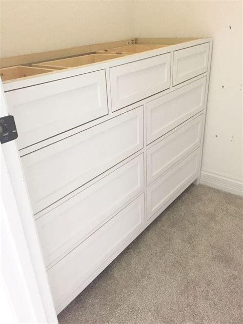 Diy-Built-In-Closet-Dresser
