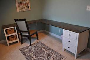 Diy-Built-In-L-Shaped-Craft-Table