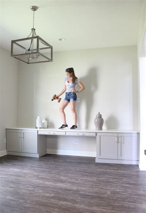 Diy-Built-In-Office-Desk