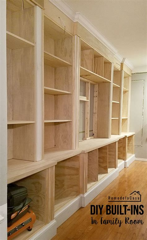 Diy-Built-In-Wall-Shelves