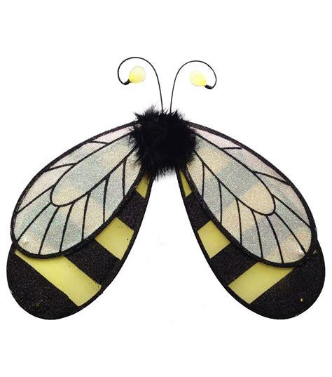 Diy-Bumble-Bee-Wings