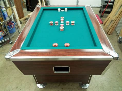 Diy-Bumper-Pool-Table