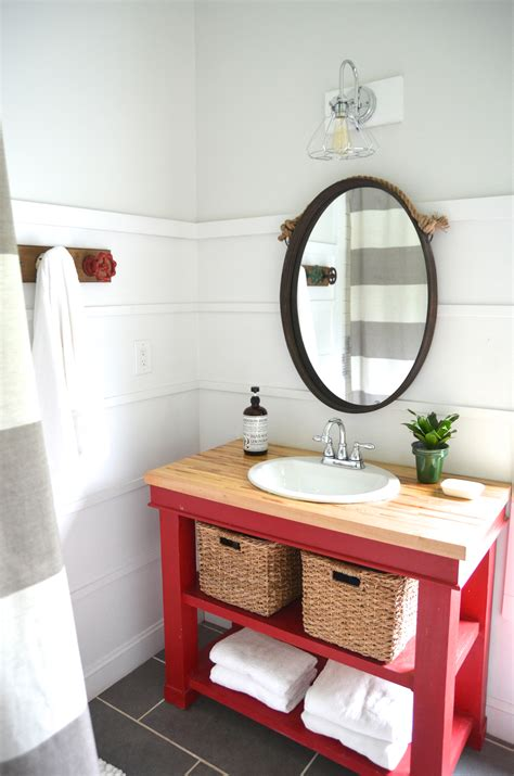 Diy-Butcher-Block-Vanity