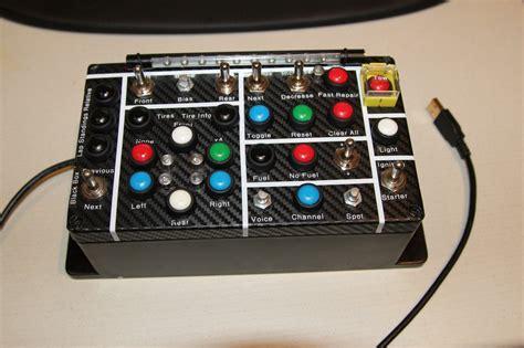 Diy-Button-Box-Arduino