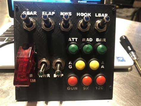 Diy-Button-Box-Controller