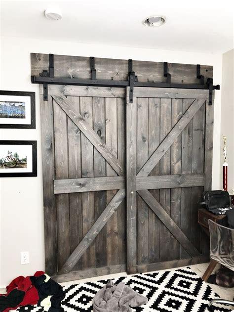Diy-Bypass-Sliding-Barn-Door