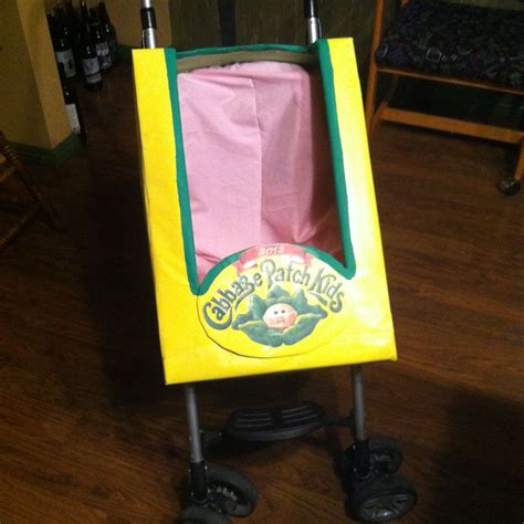 Diy-Cabbage-Patch-Stroller-Box
