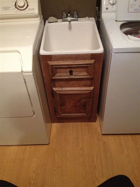 Diy-Cabinet-Around-Utility-Sink