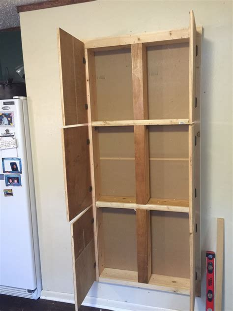 Diy-Cabinet-Between-Studs