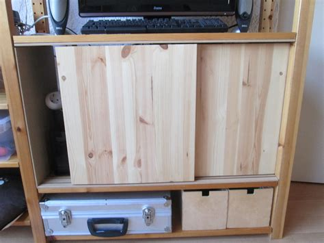 Diy-Cabinet-With-Sliding-Doors