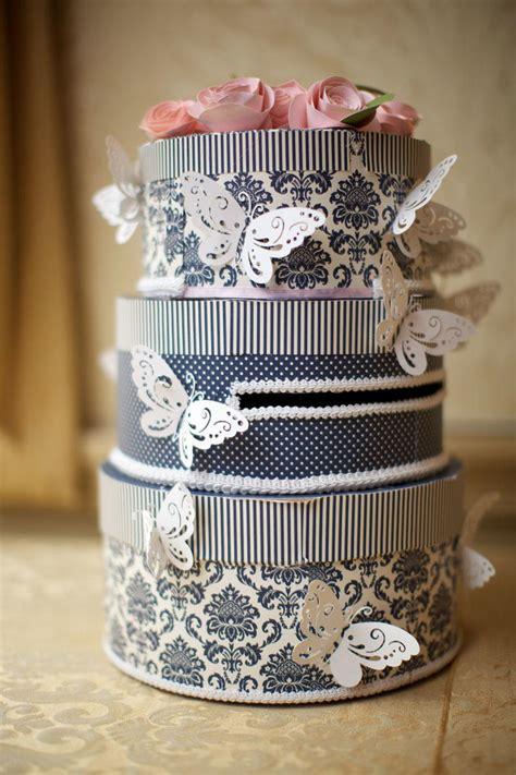 Diy-Cake-Card-Box
