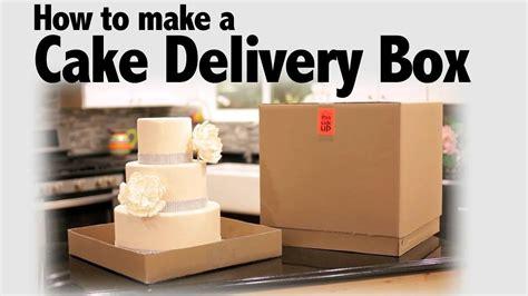 Diy-Cake-Delivery-Box