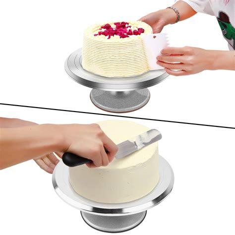 Diy-Cake-Turning-Table