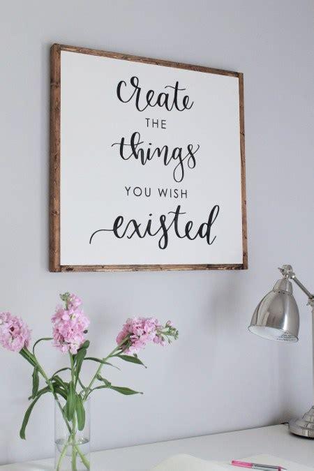 Diy-Calligraphy-On-Wood