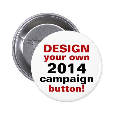Diy-Campaign-Buttons