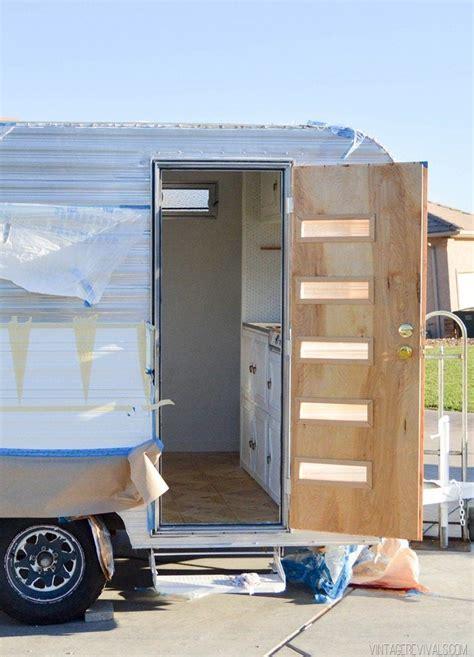Diy-Camper-Entry-Door
