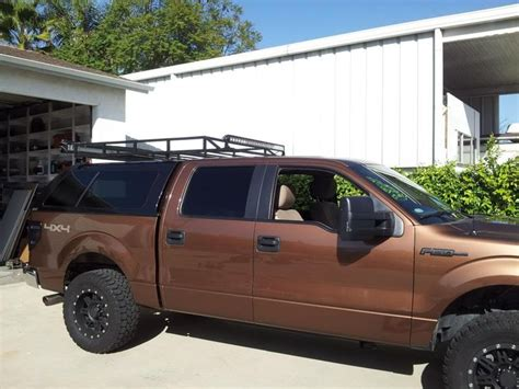 Diy-Camper-Shell-Roof-Rack