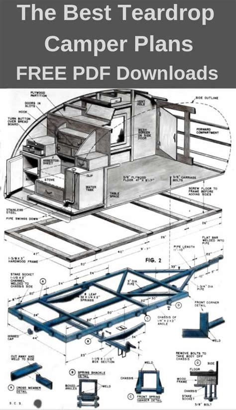 Diy-Camper-Trailer-Plans-Free