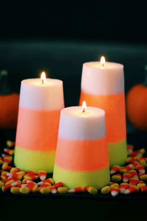 Diy-Candy-Corn-Candle