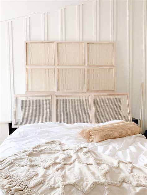 Diy-Cane-Headboard