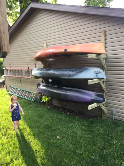 Diy-Canoe-Rack-Garage
