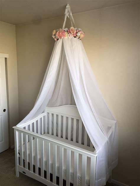 Diy-Canopy-For-Baby-Crib