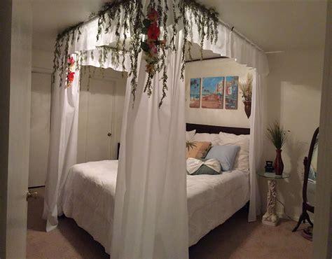 Diy-Canopy-Frame-For-Bed