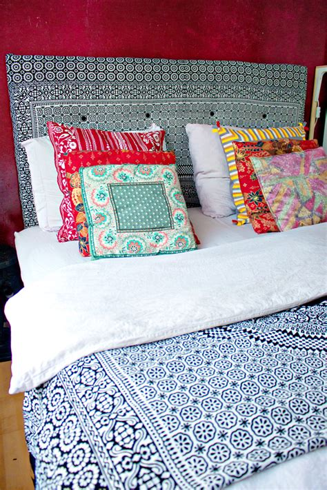 Diy-Canvas-Headboard