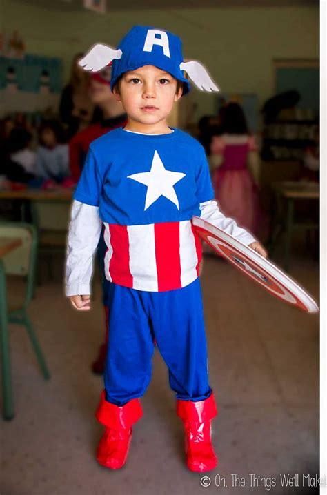 Diy-Captain-America-Costume