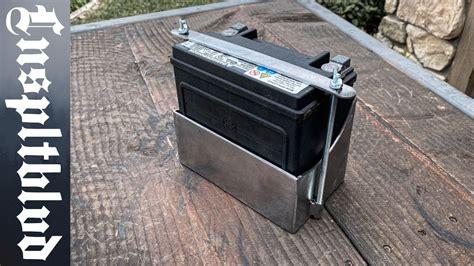 Diy-Car-Batery-Box