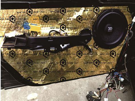 Diy-Car-Door-Soundproofing
