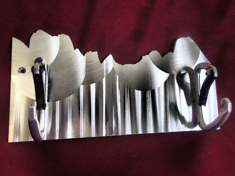 Diy-Carabinder-Silverware-Hanger-Rack
