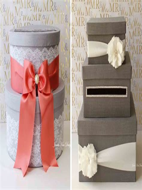 Diy-Card-Box-Holder
