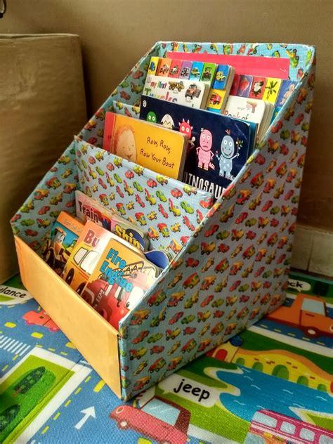 Diy-Cardboard-Book-Box