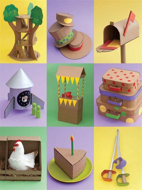 Diy-Cardboard-Box-Art