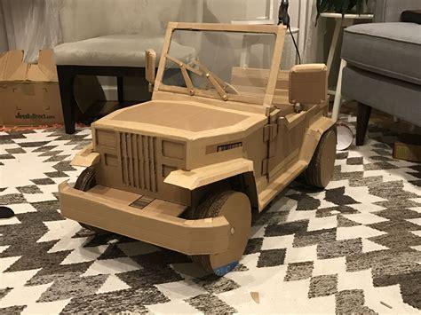 Diy-Cardboard-Box-Jeep
