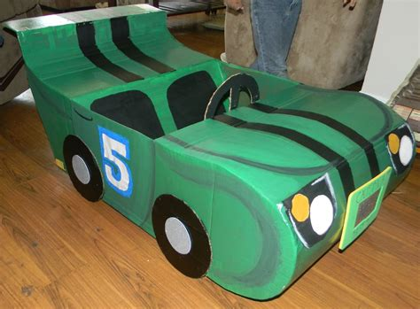 Diy-Cardboard-Box-Race-Car