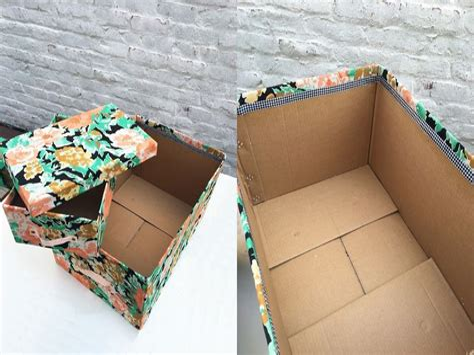 Diy-Cardboard-Box-With-Lid