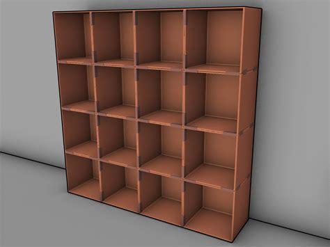 Diy-Cardboard-Boxes-Shelves-Shadow-Boxes
