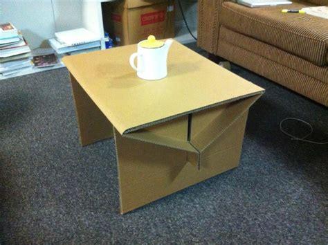 Diy-Cardboard-Coffee-Table
