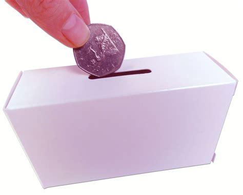 Diy-Cardboard-Donation-Box