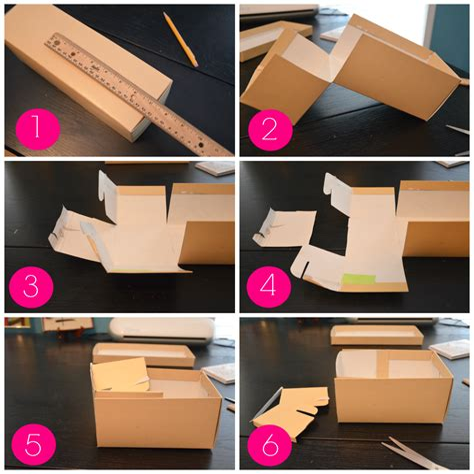 Diy-Cardboard-Recipe-Box