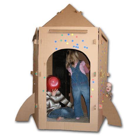 Diy-Cardboard-Rocket-Playhouse-Pattern