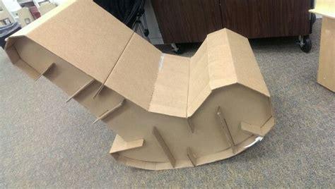Diy-Cardboard-Rocking-Chair
