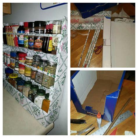 Diy-Cardboard-Spice-Rack