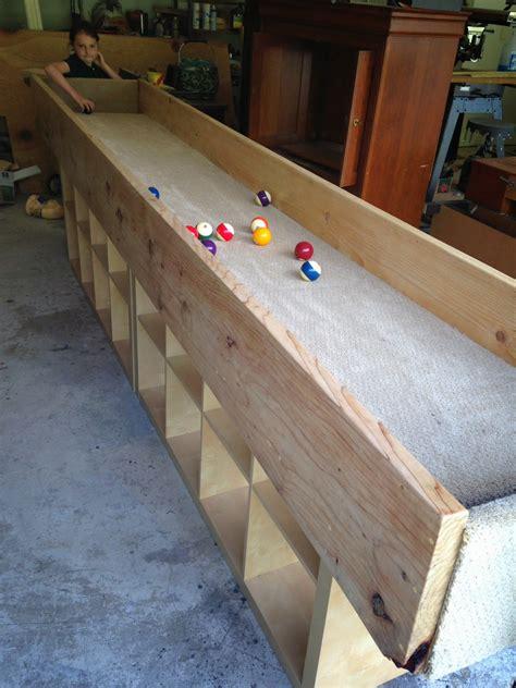 Diy-Carpet-Ball-Table