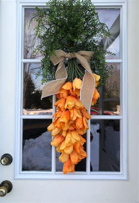 Diy-Carrot-Door-Hanger