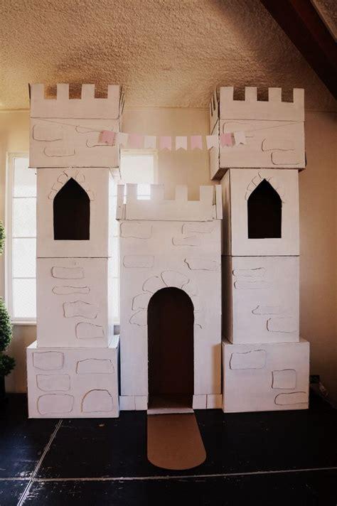 Diy-Castle-Card-Box